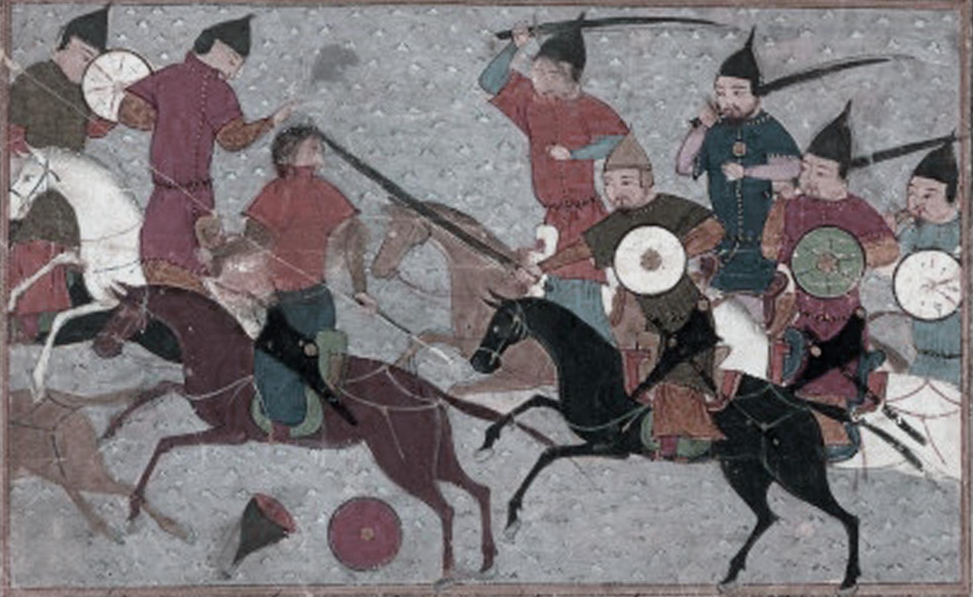 jin vs mongols